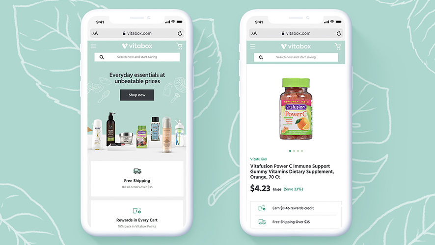 Vitabox Delivers on Essentials